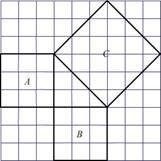 毕达哥拉斯定理的证明图
